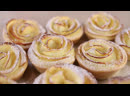 CROSTATINE DI CREMA MELE - Тарталетки из яблок со сливками