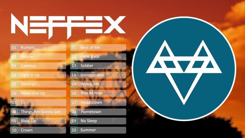 Top 30 Songs of Neffex ● Best of Neffex ● NEFFEX MIX【2 HOUR】