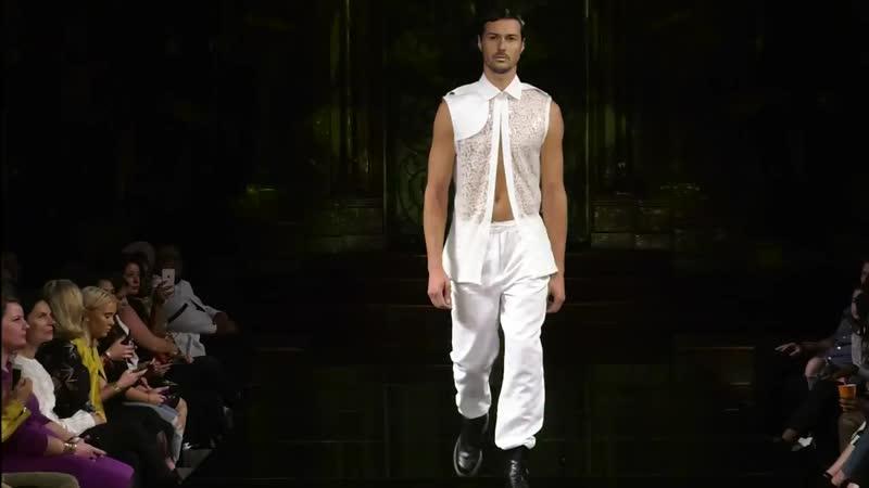 07/09/17, Нью-Йорк: Jonathan Marc Stein Fashion Show at Art Hearts Fashion SS/18