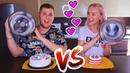 Обычная ЕДА против СКВИШИ ЧЕЛЛЕНДЖ 🎂 REAL FOOD vs SQUISHY FOOD CHALLENGE TOY антистресс игрушки