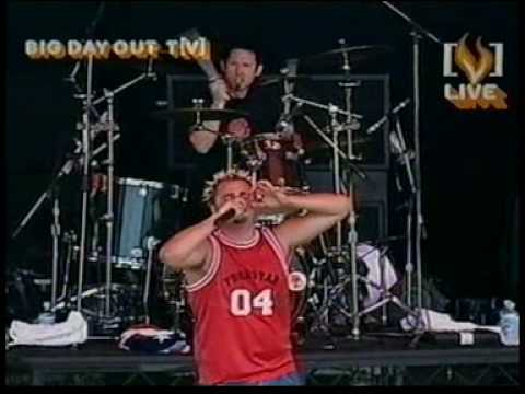 Superheist - 03 Two Faced (Check Your Head Up) (Live in Big Day Out, Gold Coast, Australia 20012002)