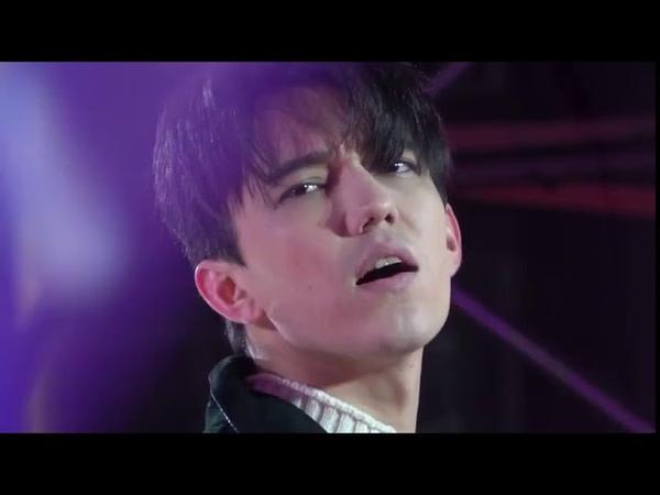 迪玛希Dimash[20181231],《Moonlight Mama月光妈妈》Complete song.北京卫视跨年