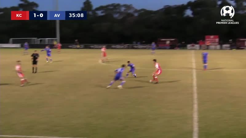NPL Victoria U20 Round 16, Kingston City vs Avondale FC