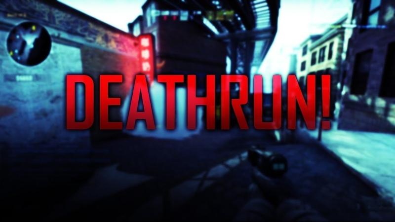 DeathRun С ДРУГОМ ОЧЕНЬ ВЕСЕЛО Counter Strike Global offensive