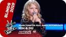 Mark Forster feat. Anna Depenbusch - Ich Du | Blind Auditions | The Voice Kids 2019 | SAT.1