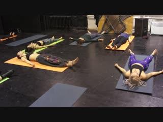 Аксинья - Хатха-йога в MAAVI