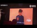 видеонарезка от sukurasnow, поздравление Дзирия Джине / Цзинь Чен с Днём рождения