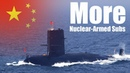 Beijing Boom China Wants More Nuclear Armed Subs, Report Suggests