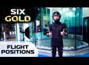 Six gold flight positions (Leo Volkov)