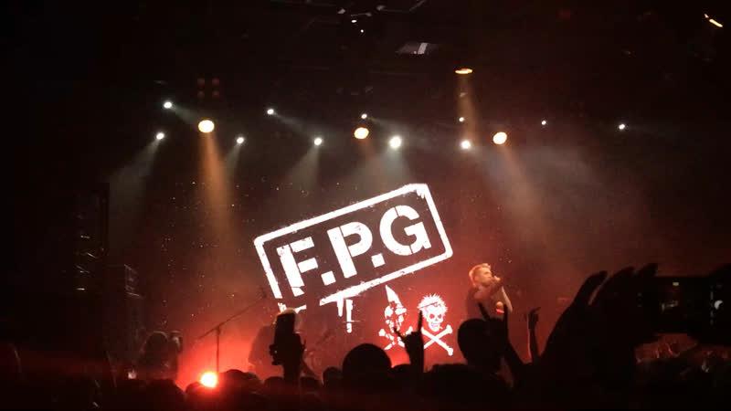 F.P.G - Дерзость и молодость (16.11.18 Космонавт)