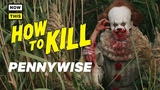 How to Kill Pennywise NowThis Nerd