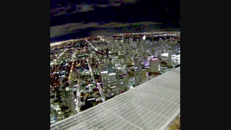 It's Lit CN Tower camera captures meteor Toronto ON cntower