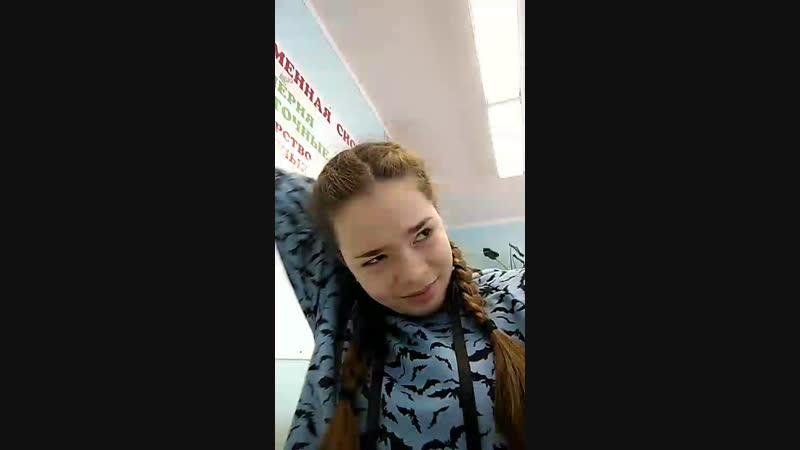 Регина Кочурова - Live