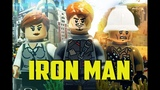 LEGO Iron Man (Season 1Episode 1)