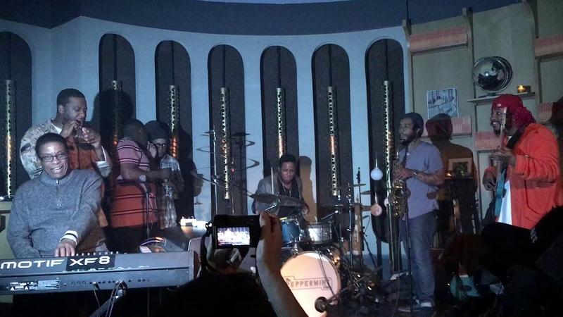 Herbie Hancock, Thundercat, Terrace Martin, Ronald Bruner Jr Chris Dave