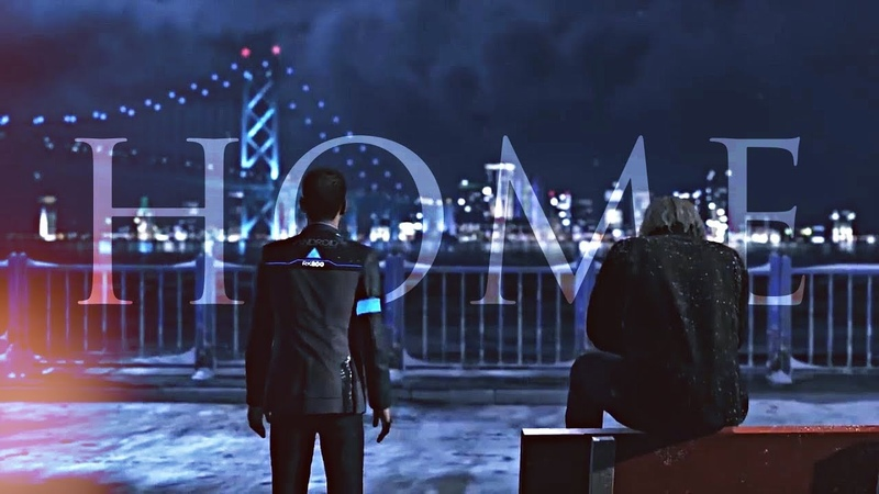 Hank connor   you were my home   detroit: become human gmv