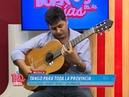 BDBA - MÚSICA EN VIVO: HUGO RIVAS Y EL MONO IZAURRALDE