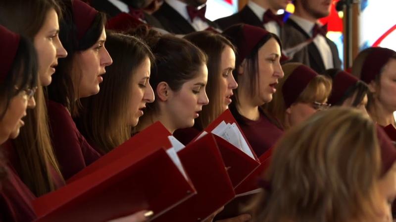 О благодать - Андрей Жилиховский, камерный хор и симфонический оркестр Храма Возрождения