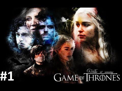 Прохождение Game of Thrones - 1 Эпизод Железо изо Льда