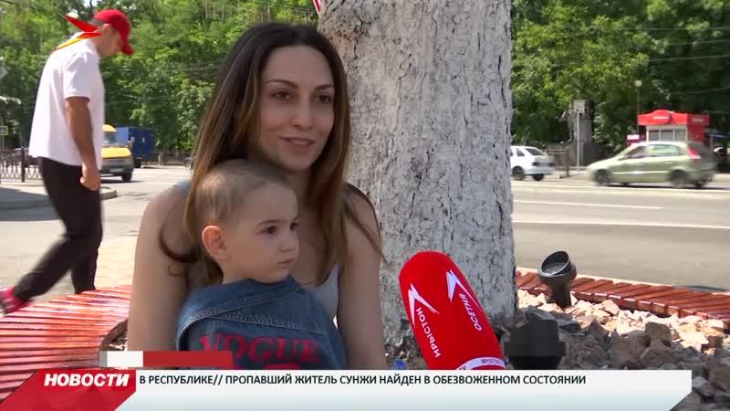 Новый фонтан на улице Кирова за 18 дней ремонтировали 14 раз