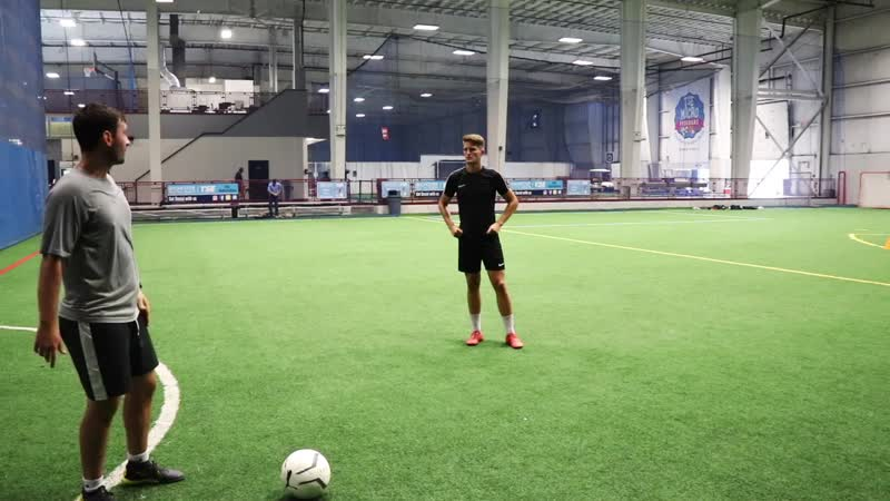 Passing, First Touch and Finishing Drills _ Full Training Session With FA Certified Coach-Обрезка 02