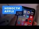 Новости Apple 270 выпуск проблемы iOS 12 и стоимость iPhone 9