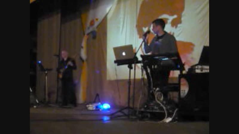 Группа МОДУС. Кострома: Концерт в санатории Золотой колос