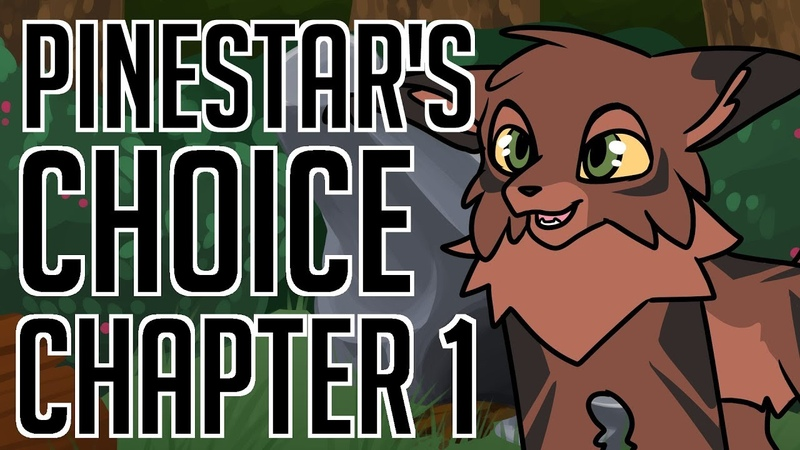Nate Reads: Pinestar's Choice | Chapter 1