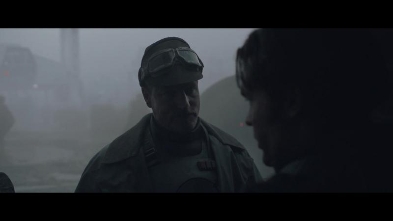 Хан Соло шантажирует Бекетта [Хан Соло: Звёздные войны. Истории]