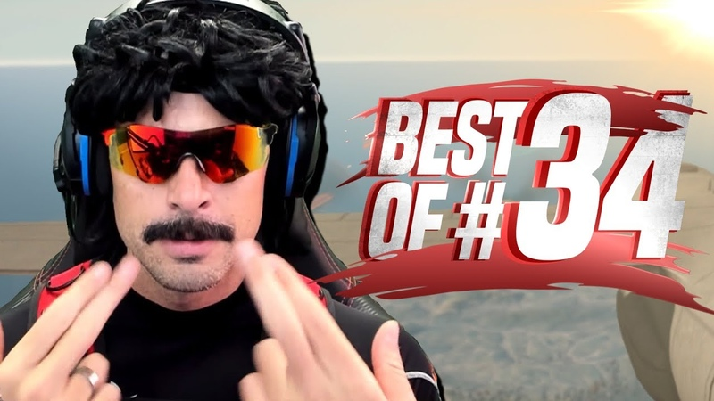 He Really is the Best   Best DrDisRespect Moments 34