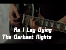 As I Lay Dying - The Darkest Nights Guitar Cover