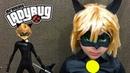 Meu Tutorial de Maquiagem Inspirado no Cat Noir da Ladybug - Cat Noir Makeup