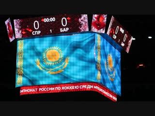 Спартак Москва - Барыс Астана / 03.01.2019, ЦСКА Арена
