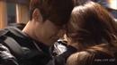 Lee Jong Suk Park Shin Hye ♥♥♥ Lovely Moment [Pinocchio BTS]