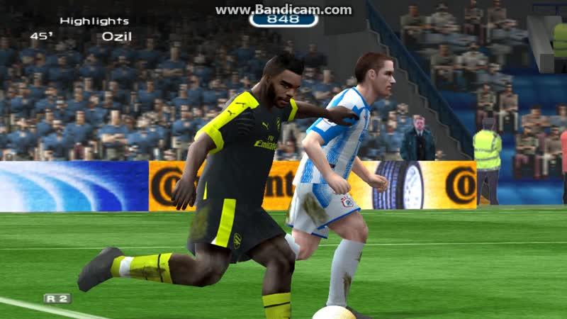 Huddersfield 0-1 Arsenal