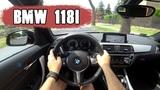 За Рулем Новой БМВ 1 серии 118i  New BMW 1 series 118i