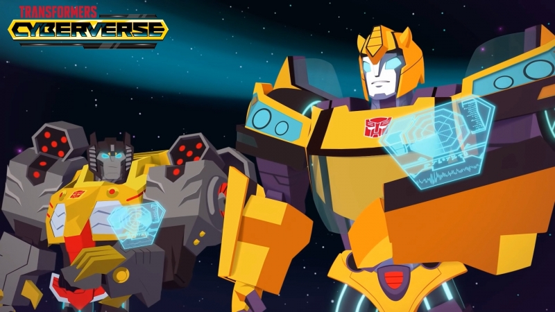 Transformers: Cyberverse - Entering Stasis [New Clip]