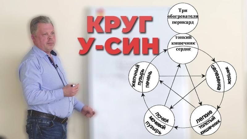 Круг У син Теория пяти первоэлементов