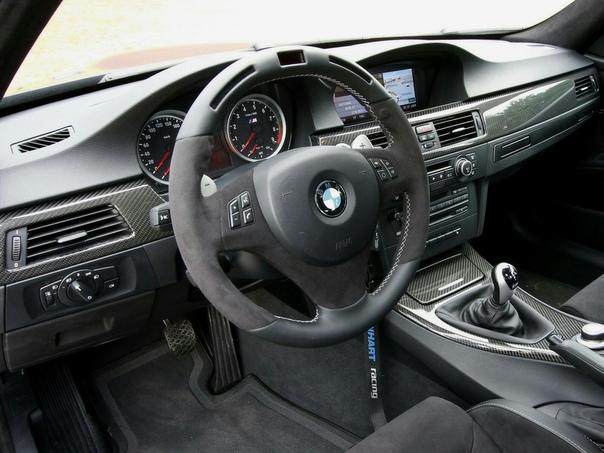 Очень редкие : 2009 Manhart Racing BMW M3 Touring