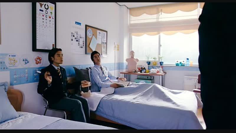 (ZONA) Нападение на золотых мальчиков - Attack on the Pin-Up Boys - Kkot-mi-nam Yeon-swae Te-reo-sa-geon (2007) (Озвучка).avi