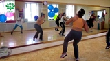 Тай бо, Фитнес тренировка с Евгенией Закировой