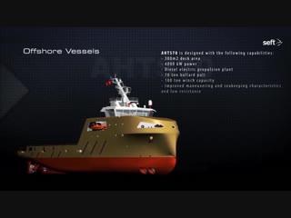 SEFT │ NEW LINES – Ship Designs