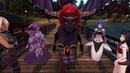 Eris is a slimy girlfriend💖- Monster Girl Island