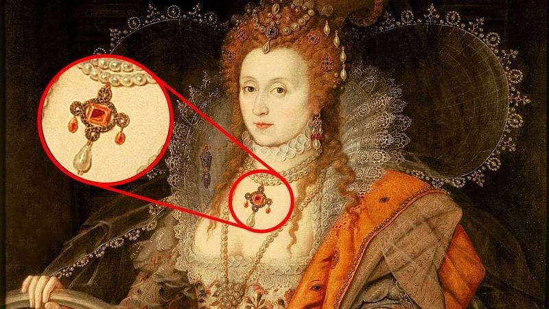 Самые УДИВИТЕЛЬНЫЕ Факты о Елизавете I Королева Девственница