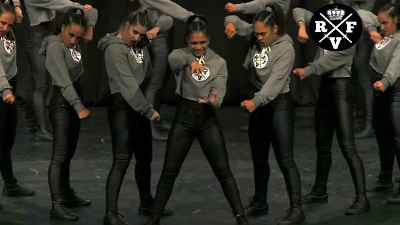 The Royal Family Varsity - SDNZ Finals 2016 | CLEAN MIX