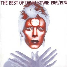 David Bowie альбом The Best Of David Bowie 1969-74