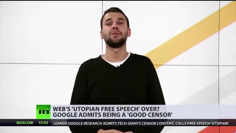 Leak: Der gute Zensor - Wie Google missliebige politische Inhalte zensiert