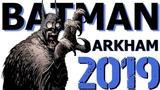 СРАЗУ 2 ИГРЫ BATMAN ARKHAM COURT OF OWLS И DС's ARKHAM UNIVERSE В 2019 ОТ ROCKSTEADY И WB MONTREAL