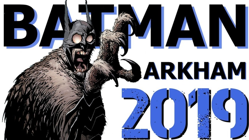 СРАЗУ 2 ИГРЫ BATMAN ARKHAM COURT OF OWLS И DС's ARKHAM UNIVERSE В 2019 ОТ ROCKSTEADY И WB MONTREAL