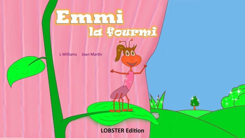 Histoire pour enfants douce et joyeuse Emmi la fourmi livre numerique